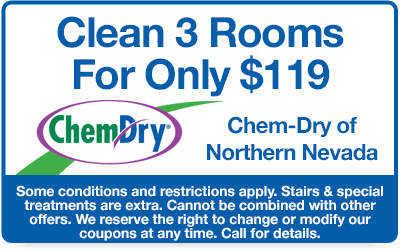 Cleaning Service Coupons Chem Dry Of Northern Nevada