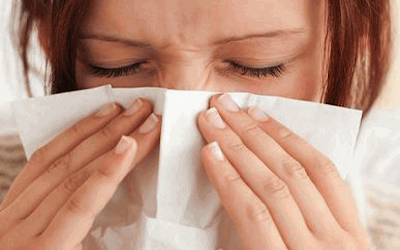 The Difference Between a Cold, The Flu, and Allergies