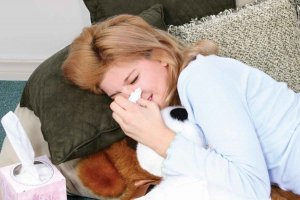 how to treat a flu and cold