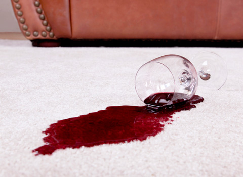 stain treatment and removal