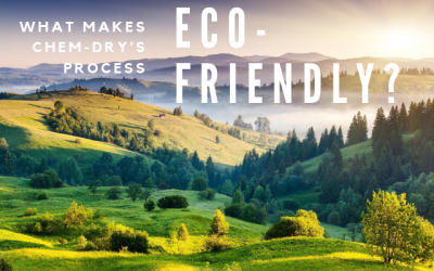 What Makes Chem-Dry's Process Eco-Friendly?