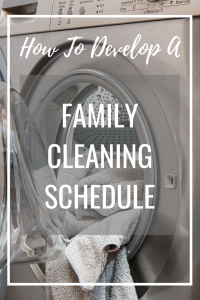 Develop Family Cleaning Schedule Chem-Dry Northern Nevada