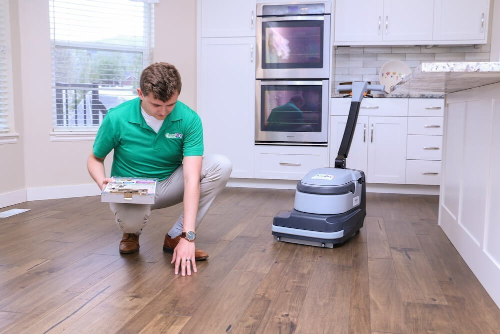 hardwood floor cleaning in reno