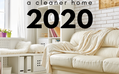 How To Get A Cleaner Home In 2020