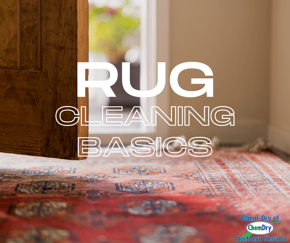 Area Rug Cleaning Basics Chem-Dry of Northern Nevada