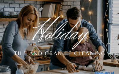 Holiday Tile and Granite Cleaning