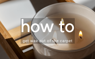 How To Get Wax Out Of The Carpet